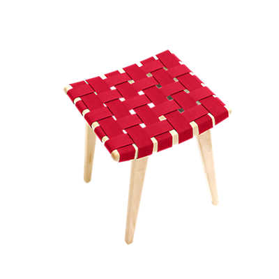Picture of Risom Sitting Stool by Knoll